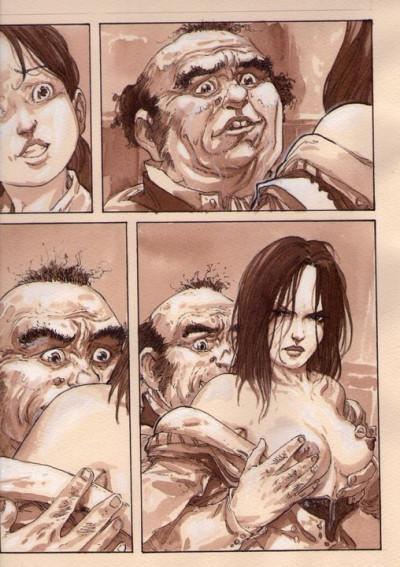 Page 6 À l'origine des contes - Blanche Neige - tirage de tête