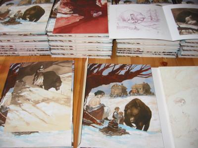 Page 0 À l'origine des contes - Blanche Neige - tirage de tête