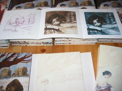 Page 2 À l'origine des contes - Blanche Neige - tirage de tête