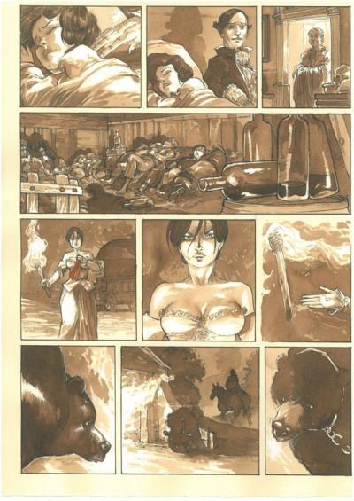 Page 5 À l'origine des contes - Blanche Neige - tirage de tête