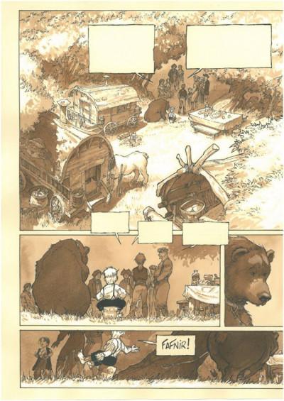 Page 7 À l'origine des contes - Blanche Neige - tirage de tête