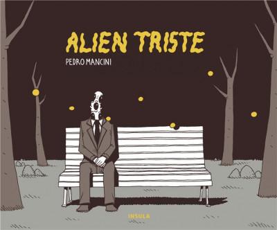 Couverture Alien triste