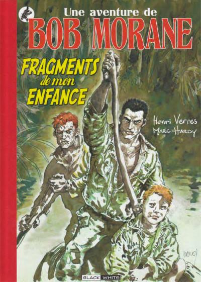 image de Bob Morane 9 (Divers) tome 108 - Fragments de mon enfance (édition 2014)