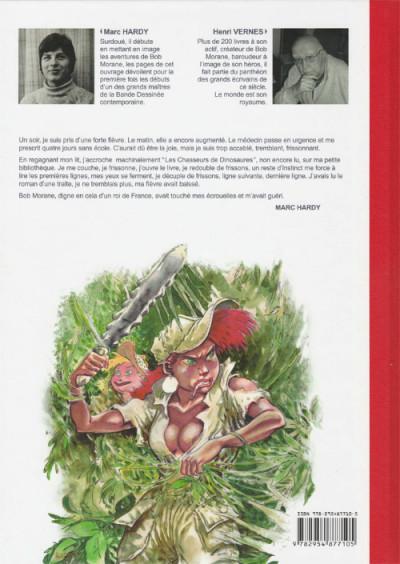 Couverture Bob Morane 9 (Divers) tome 108 - Fragments de mon enfance (éd. 2014)