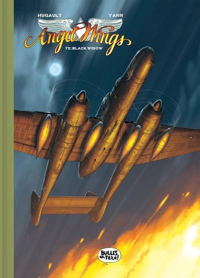 Couverture Angel wings - tirage de tête tome 2