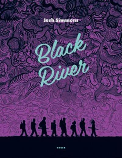 Couverture Black river
