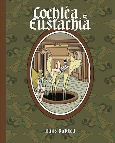 Couverture Cochlea & Eustachia