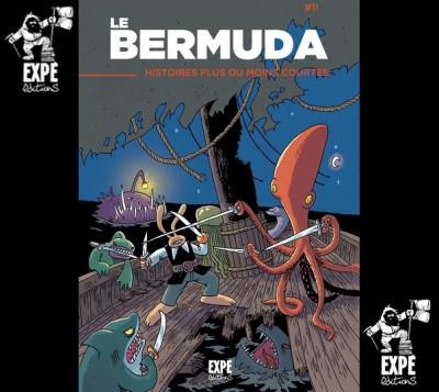 Couverture Projet Bermuda tome 11