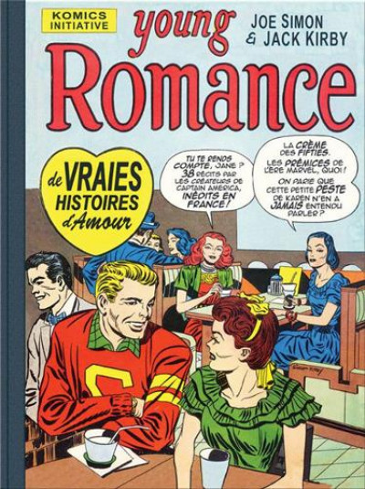 Couverture Young Romance