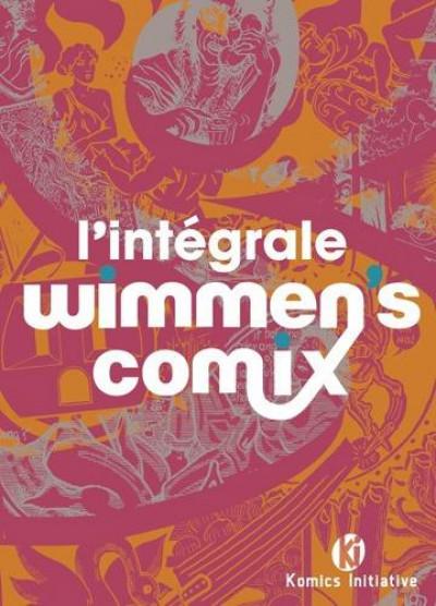 Couverture Wimmen's comix