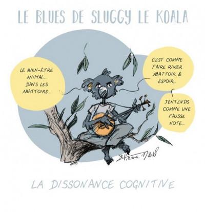 Page 1 Le blues de Sluggy  - La salsa du ver de terre
