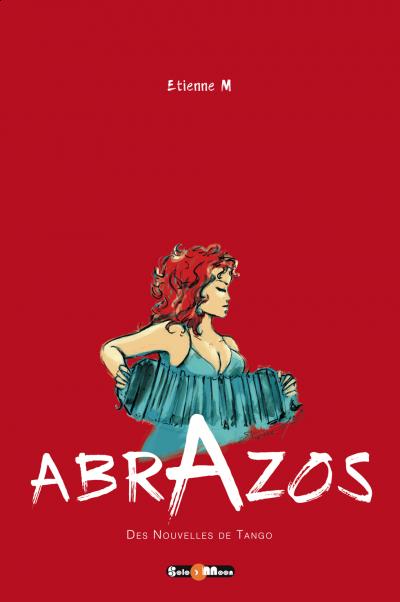 Couverture abrazos - des histoires de tango