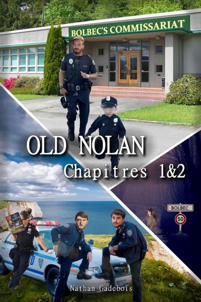 Couverture Old Nolan - intégrale tomes 1 et 2