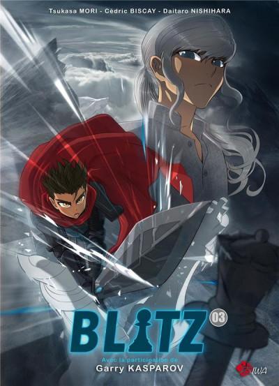 Couverture Blitz tome 3