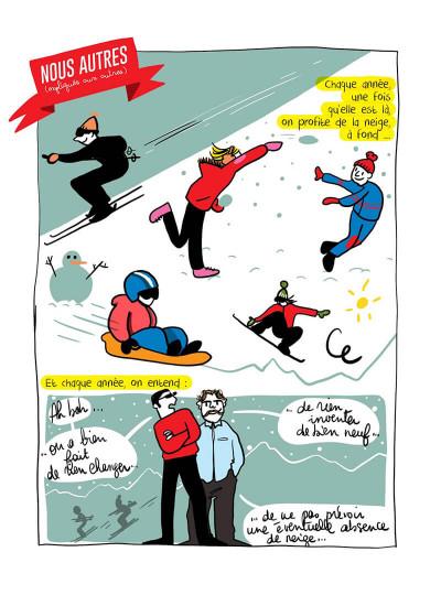 Page 2 Nous Autres, expliqués aux autres