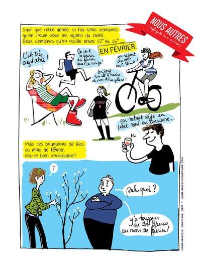 Page 3 Nous Autres, expliqués aux autres