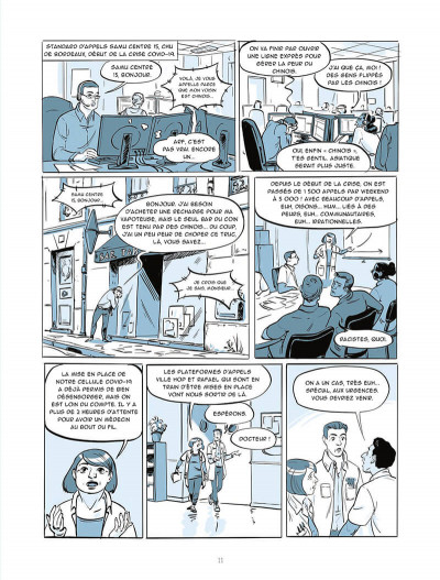 Page 1 Faire face