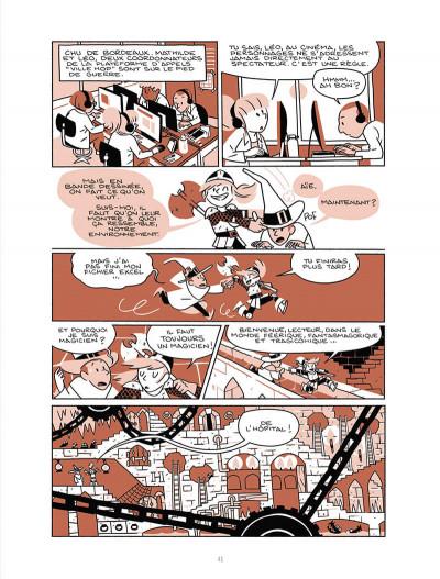 Page 2 Faire face
