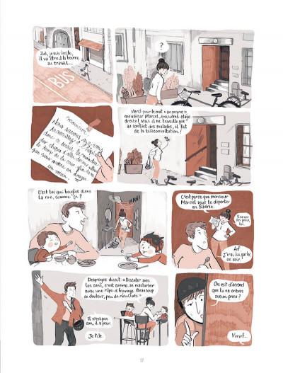 Page 3 Faire face