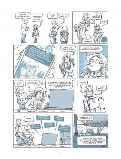 Page 6 Faire face