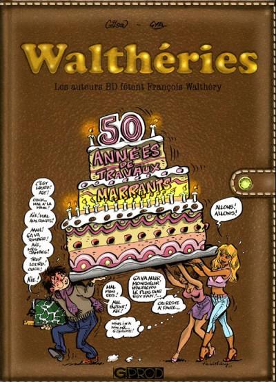 Couverture Walthéries