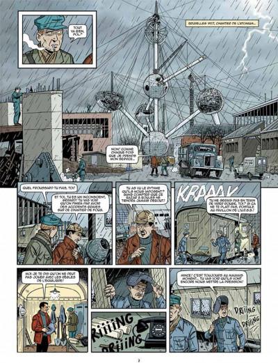 Page 1 Sourire 58 - édition métal