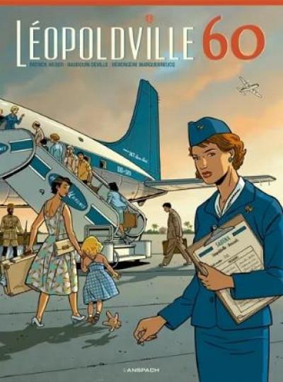 Couverture Léopoldville 60