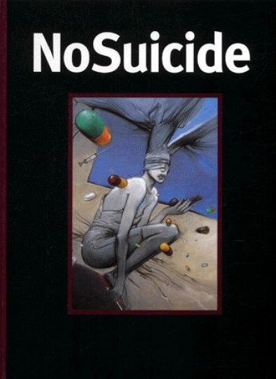 Couverture no suicide