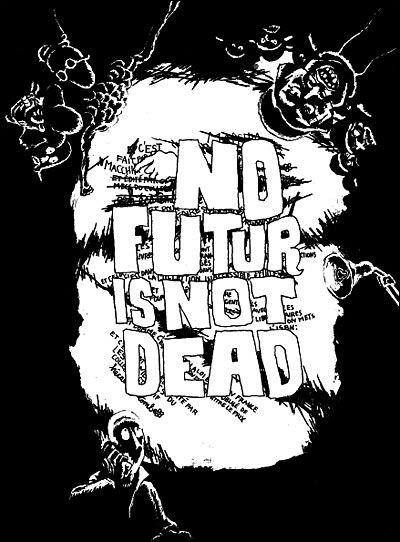 Couverture no futur is not dead