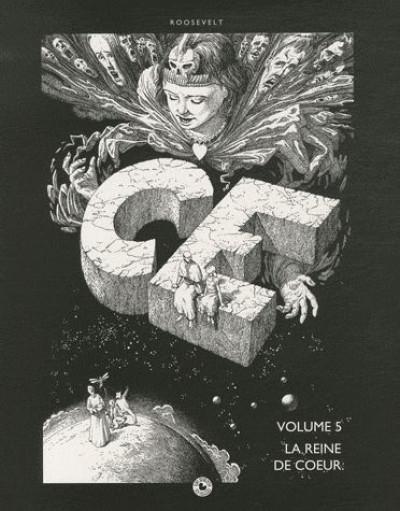 image de CE tome 5 - la reine de coeur