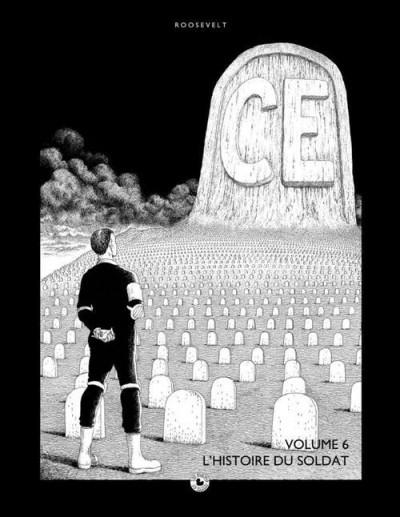 Couverture CE tome 6 - l'histoire du soldat