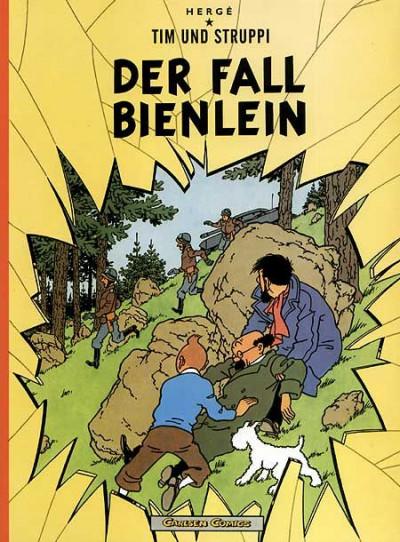 image de Tim und Struppi tome 18 - der fall Bienlein