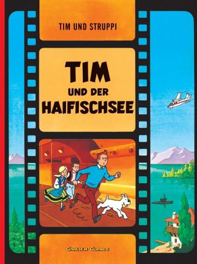 image de Tim und Struppi ; Tim und des haifischsee