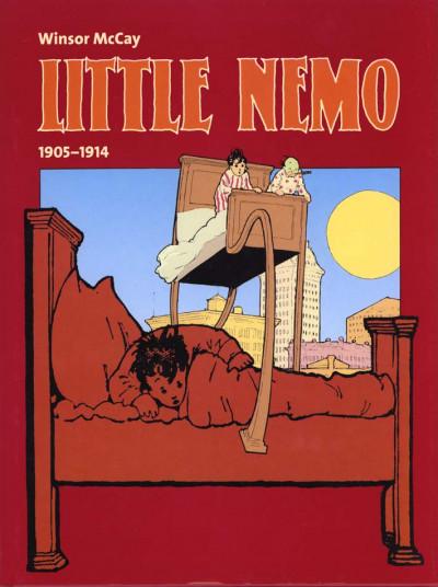 Couverture Little Nemo in Slumberland tome 10 - evergreen