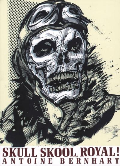 Couverture skull skool, royal !