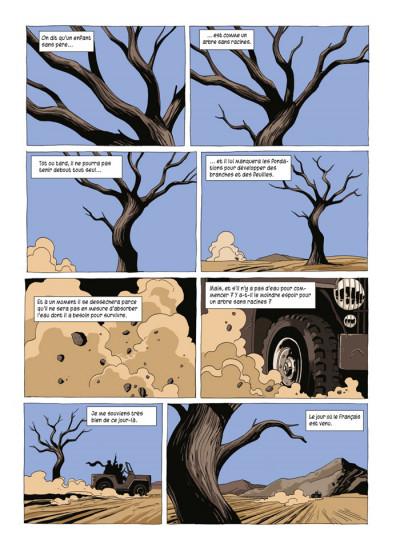 Page 1 Aïr tome 1 - le soulèvement