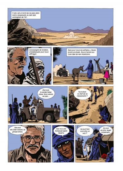 Page 2 Aïr tome 1 - le soulèvement