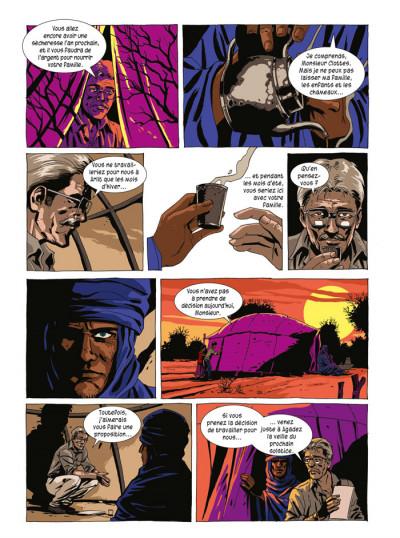 Page 4 Aïr tome 1 - le soulèvement