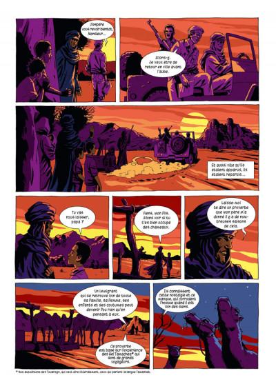 Page 5 Aïr tome 1 - le soulèvement