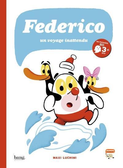 Couverture Federico tome 2