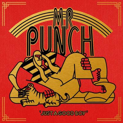 Couverture Mr. Punch ; just a good boy