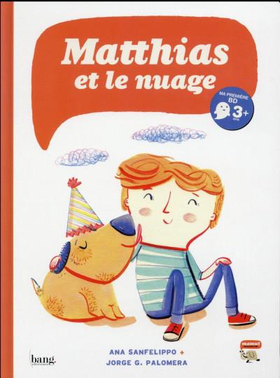 Couverture Matthias et le nuage