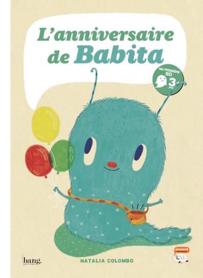 Couverture L'anniversaire de Babita