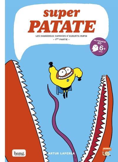 Couverture Super patate tome 8