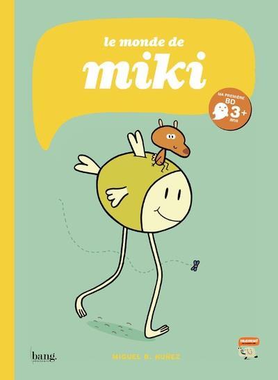 Couverture Le monde de Miki