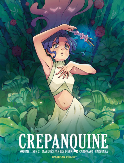 Couverture Crepanquine tome 1