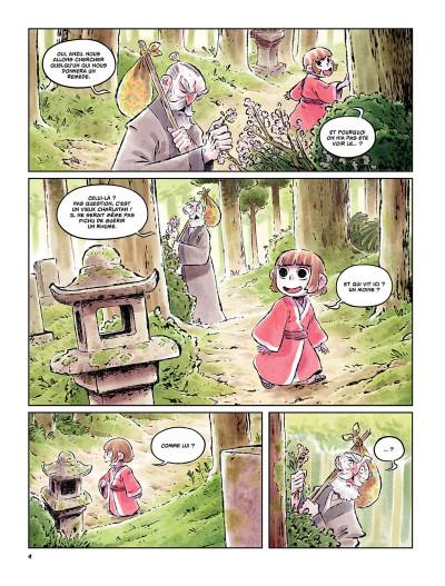 Page 1 Korokke et la fille qui a dit non