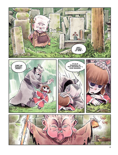 Page 2 Korokke et la fille qui a dit non