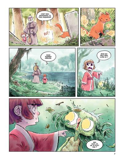 Page 4 Korokke et la fille qui a dit non