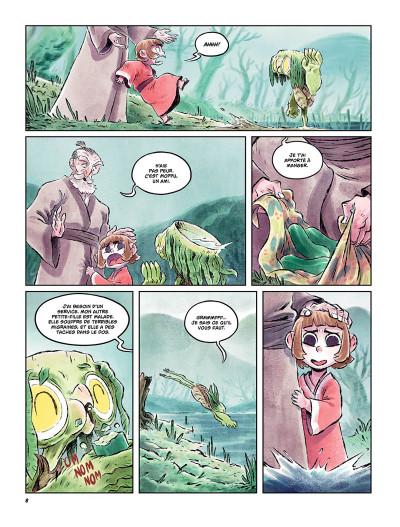Page 5 Korokke et la fille qui a dit non